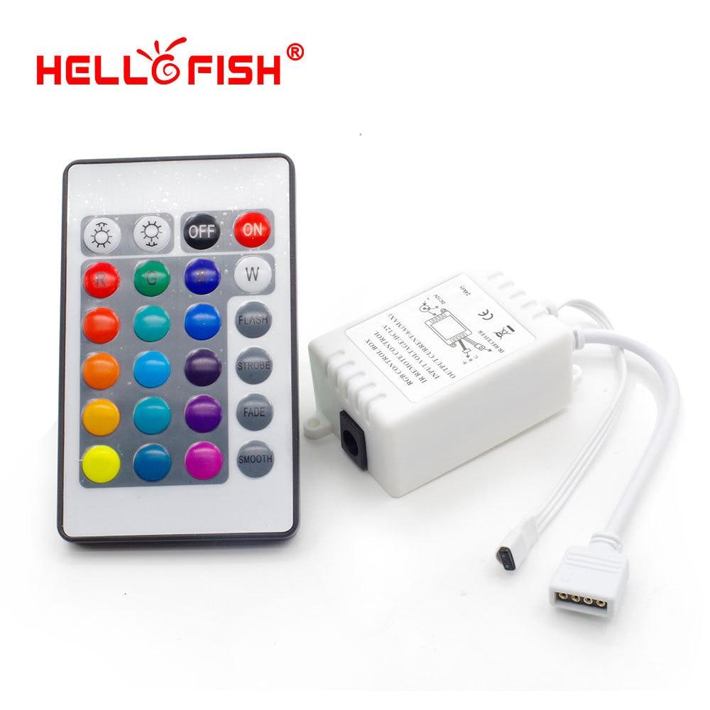 24 key rgb led controller instructions
