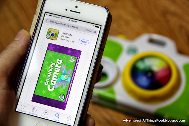 leapfrog creativity camera instructions