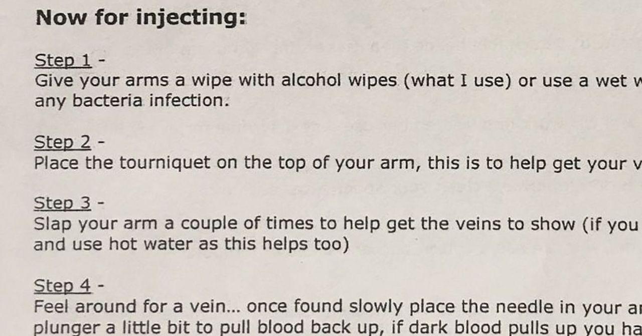 mississauga teacher meth instructions