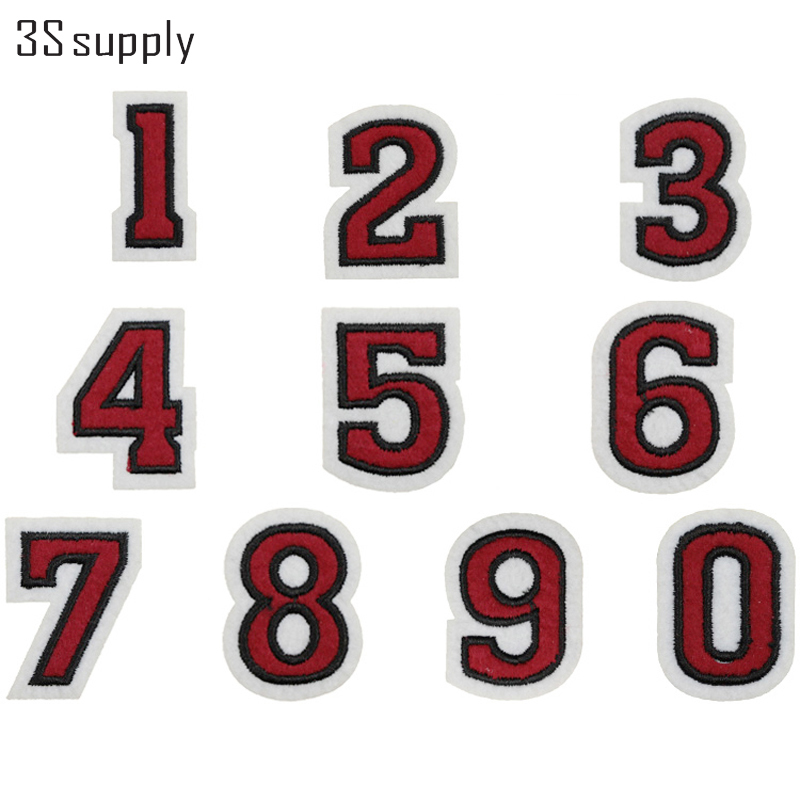 iron on numbers for jerseys instructions