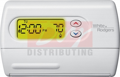white rodgers thermostat instructions 1f81 261