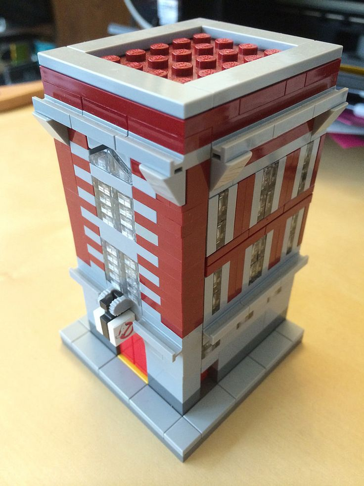 lego ghost trap instructions