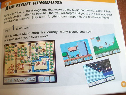 mario party 5 instruction booklet