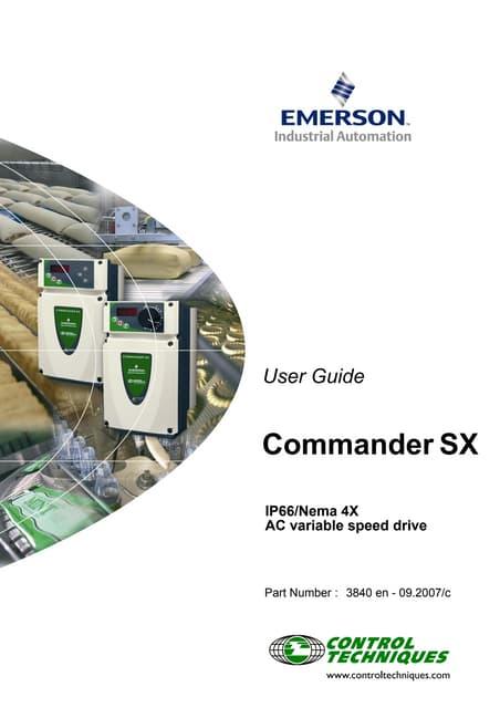 abb commander 1900 instruction manual