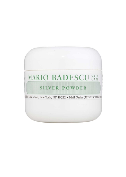 mario badescu silver powder instructions