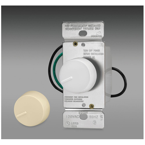 leviton rotary dimmer instructions