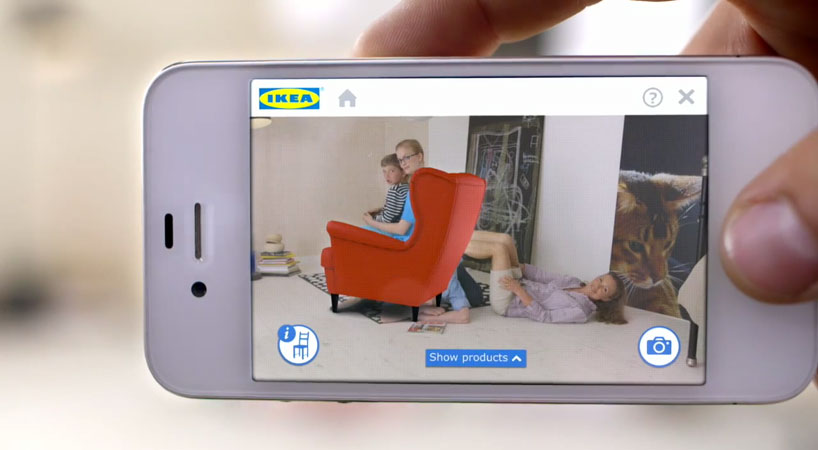 ikea augmented reality instructions
