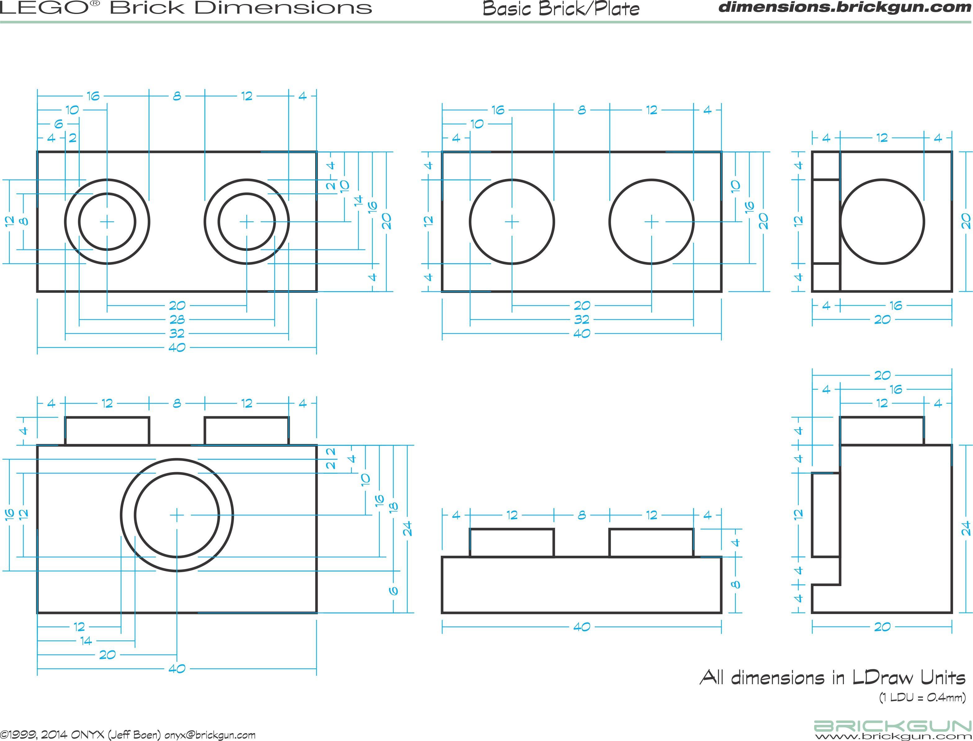 brick instructions lego dimensions