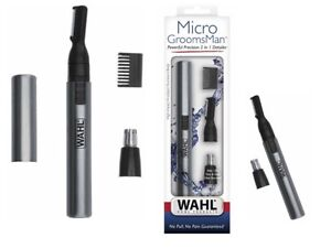 wahl lithium micro groomsman personal trimmer instructions