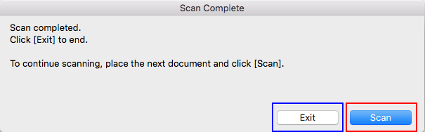 instructions for scanning with tr7520