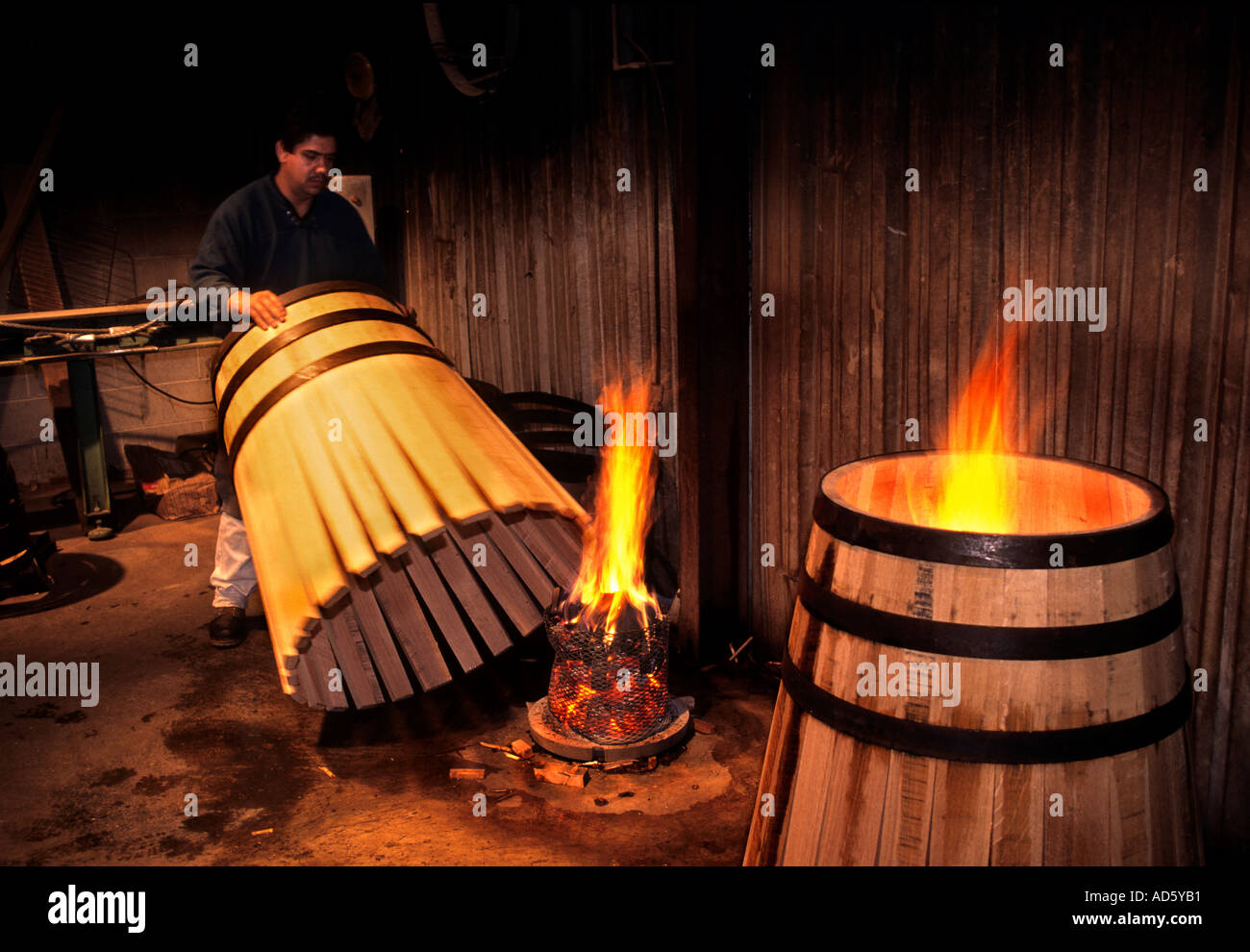 oak port barrel instructions