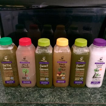 juice from the raw cleanse instructions