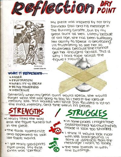 ib art comparative study instructions