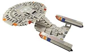 kre-o star trek u.s.s. enterprise construction set instructions