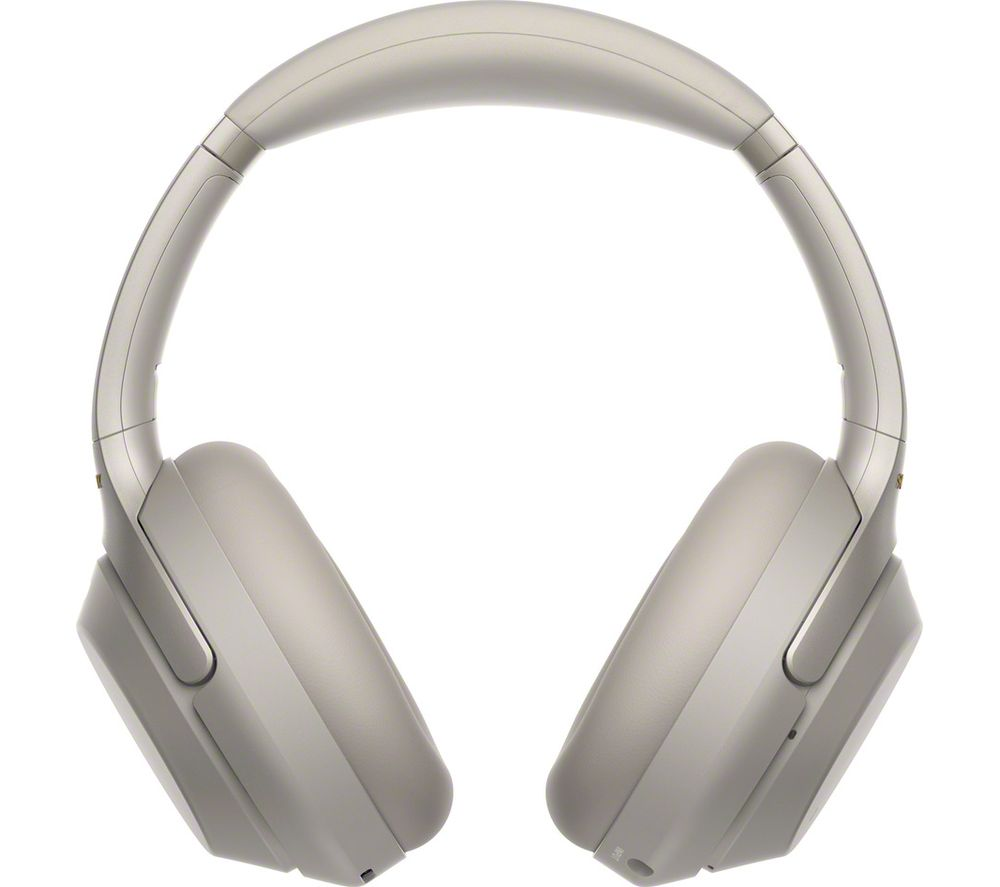 sony noise cancelling bluetooth headphones instructions