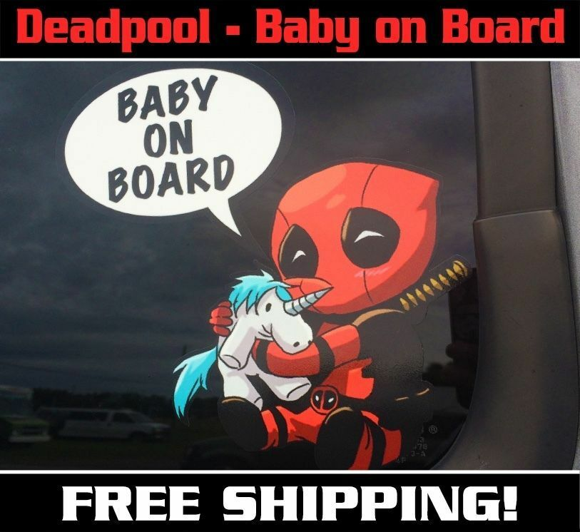 baby on board decal instructions