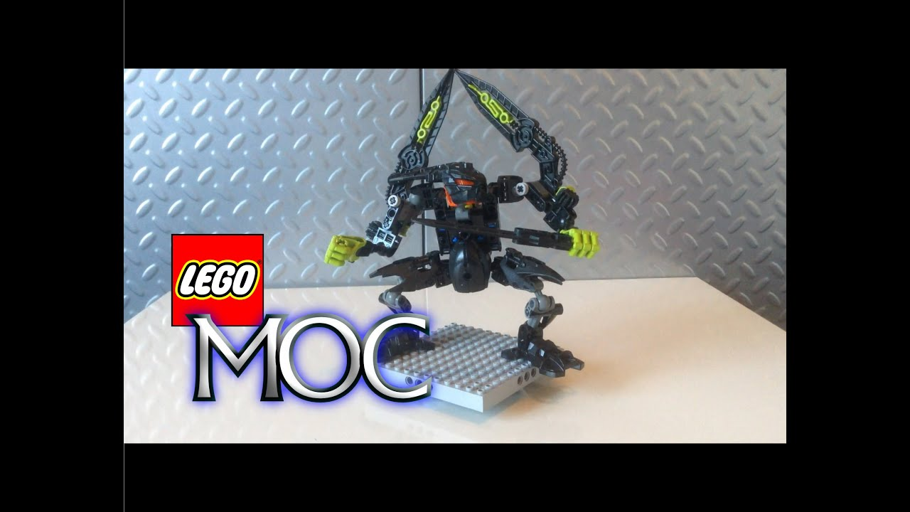 bionicle stars skrall instructions