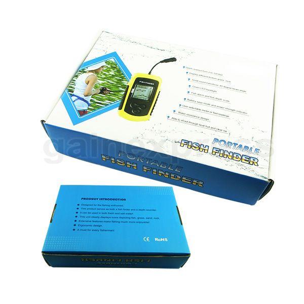 fishing sonar video instruction