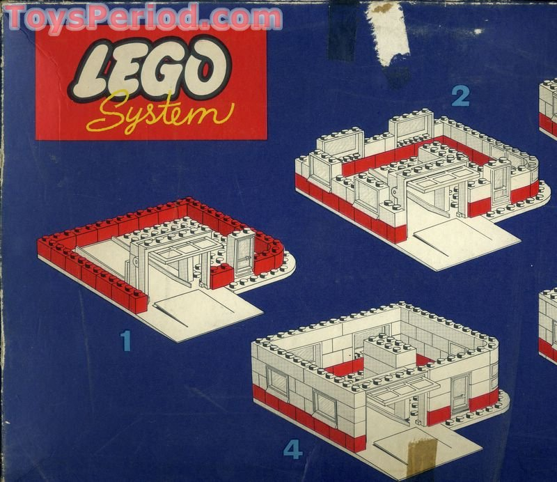 lego 310 esso instructions