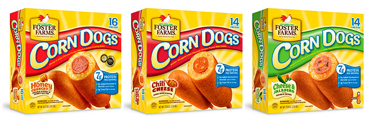 foster farms mini corn dog instructions