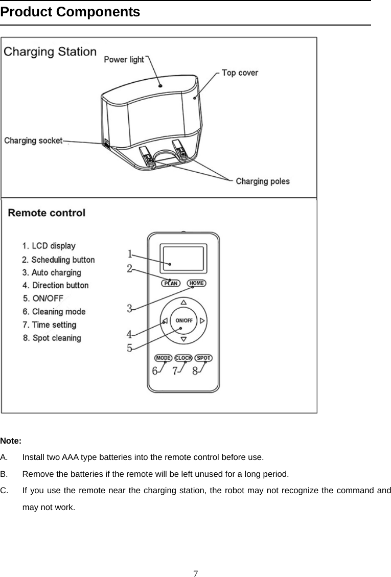 dustbuster robotic vacuum instruction manual