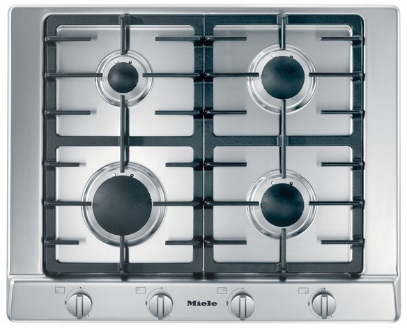 miele gas hob instructions