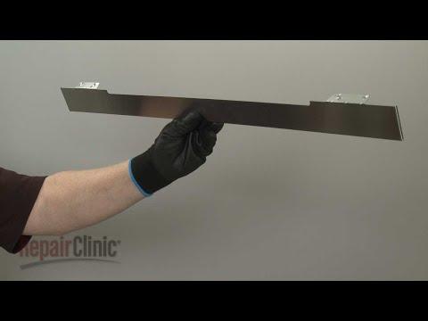 kitchenaid range repair instructions
