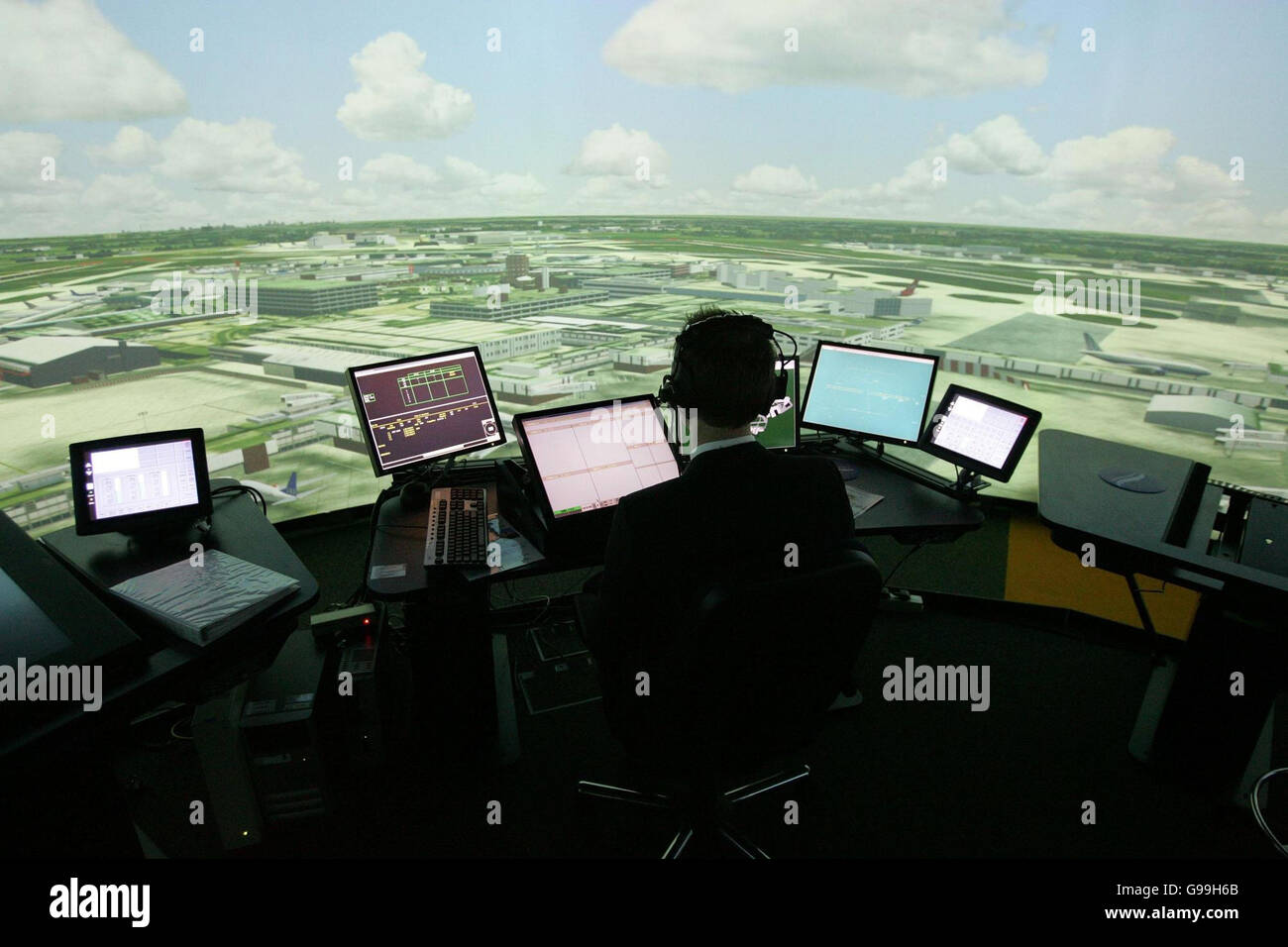 air traffic controller instructions
