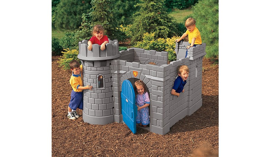 little tikes castle playhouse instructions