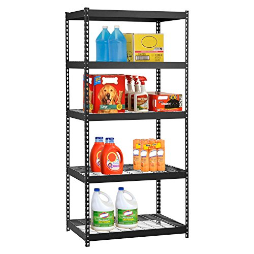 edsal shelving unit assembly instructions