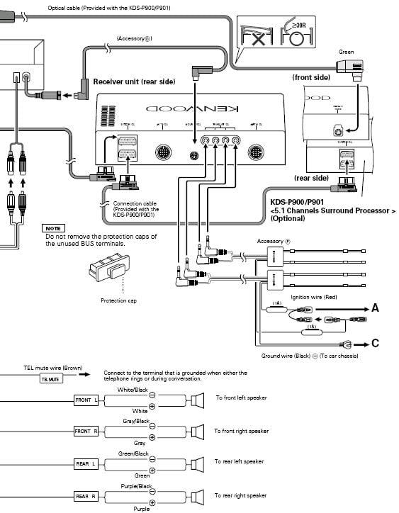 kenwood excelon ddx395 instruction manual