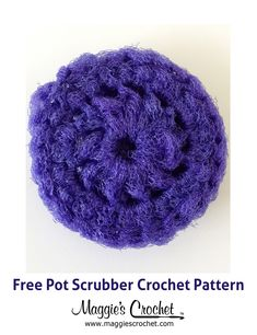 instructions to make nylon net scrubbies