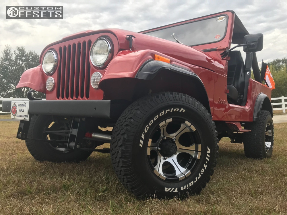 pro comp cj7 lift instructions
