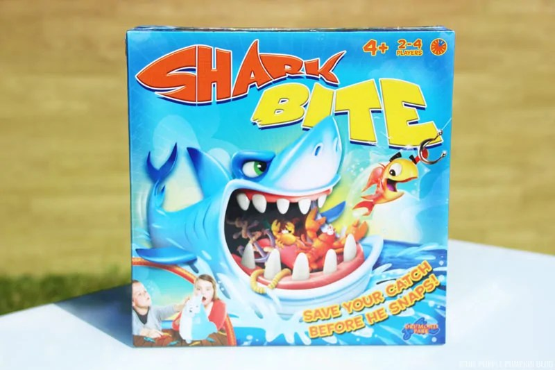 shark bite game instructions
