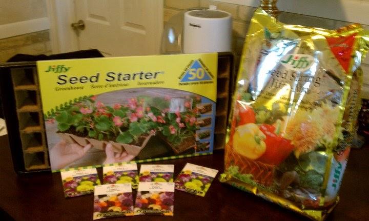 jiffy seed starting kit instructions