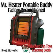 mr heater big buddy 50000 btu portable propane heater instruction