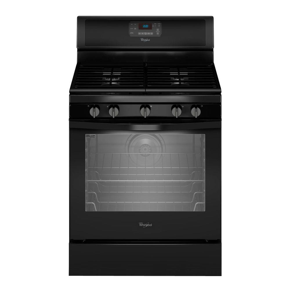self cleaning whirlpool gas oven instructions