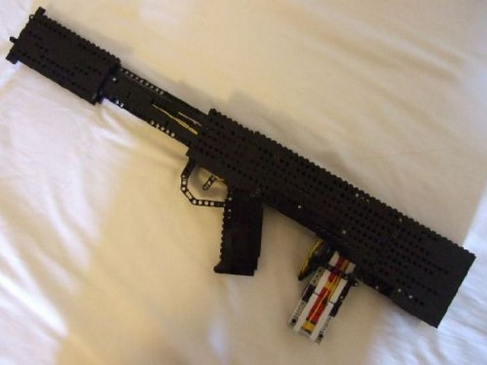 lego bolt action sniper rifle instructions