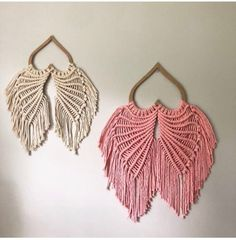 materials needed for large macrame plant hanger instructions