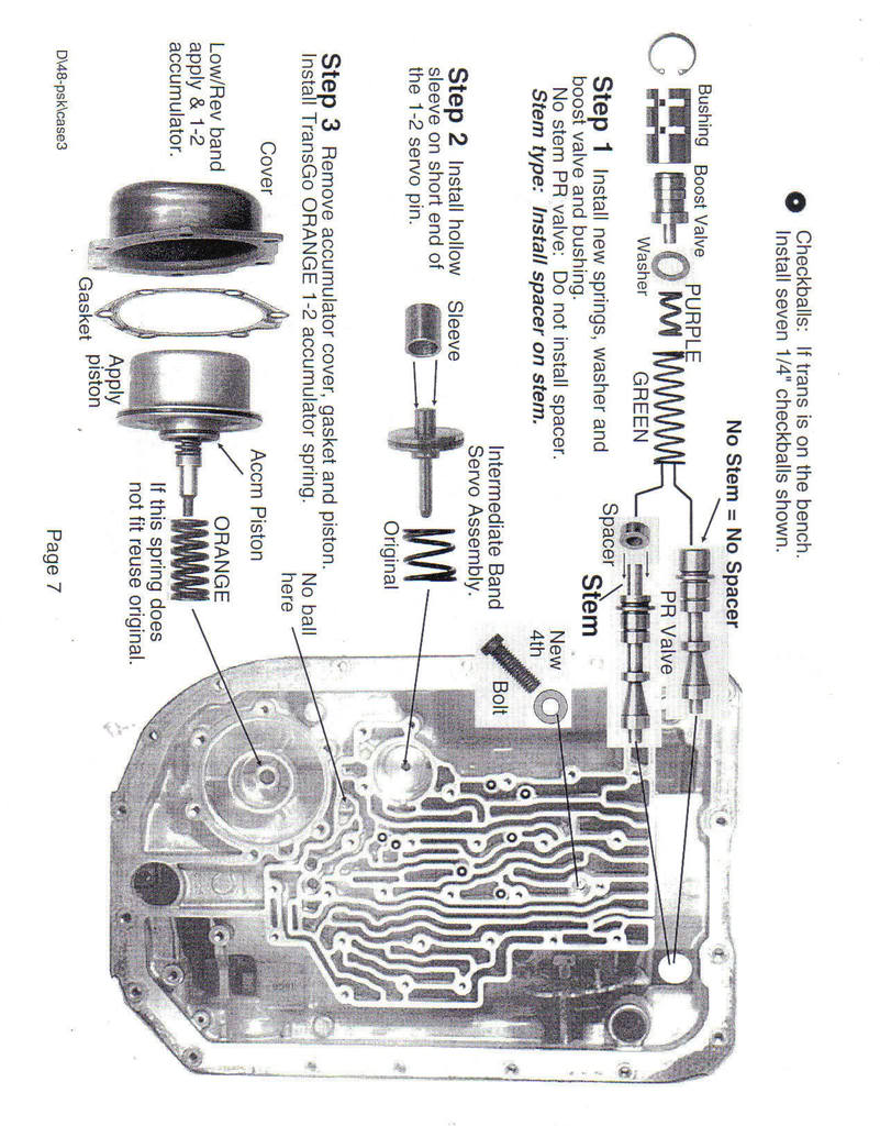 transgo sk 4l60e shift kit instructions