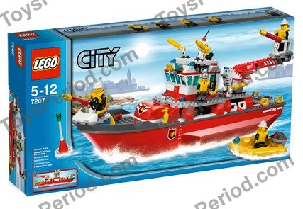 lego fire boat 4031 instructions