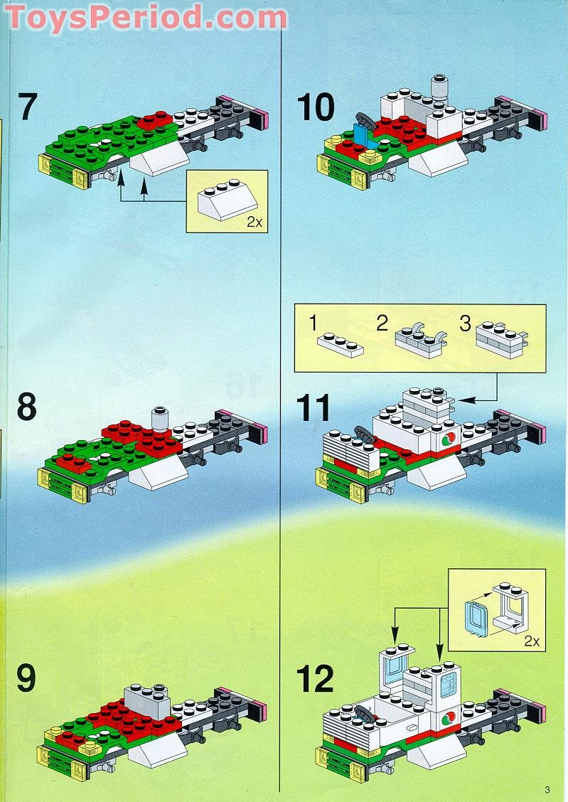 lego dimensions unikitty vehicle instructions