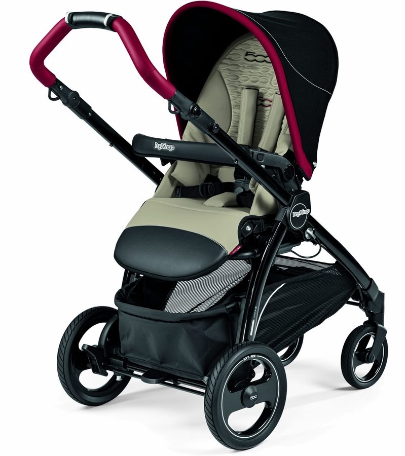 peg perego instructions stroller