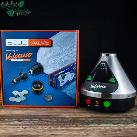 volcano vaporizer cleaning instructions