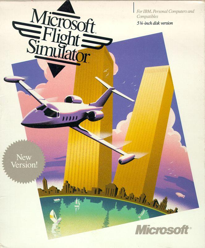 microsoft flight simulator v3.0 instructions