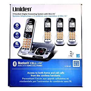uniden digital answering system instructions