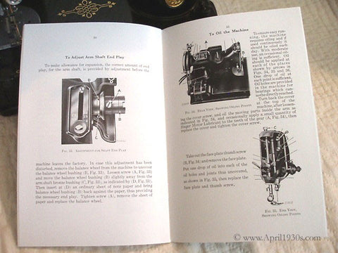 singer featherweight plus instructions