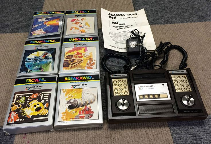 atari xe game system instruction manual