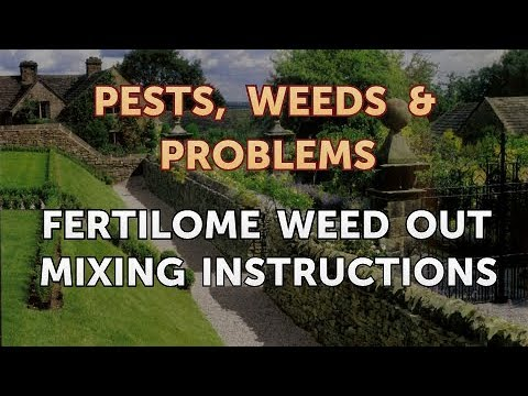 fertilome weed out instructions