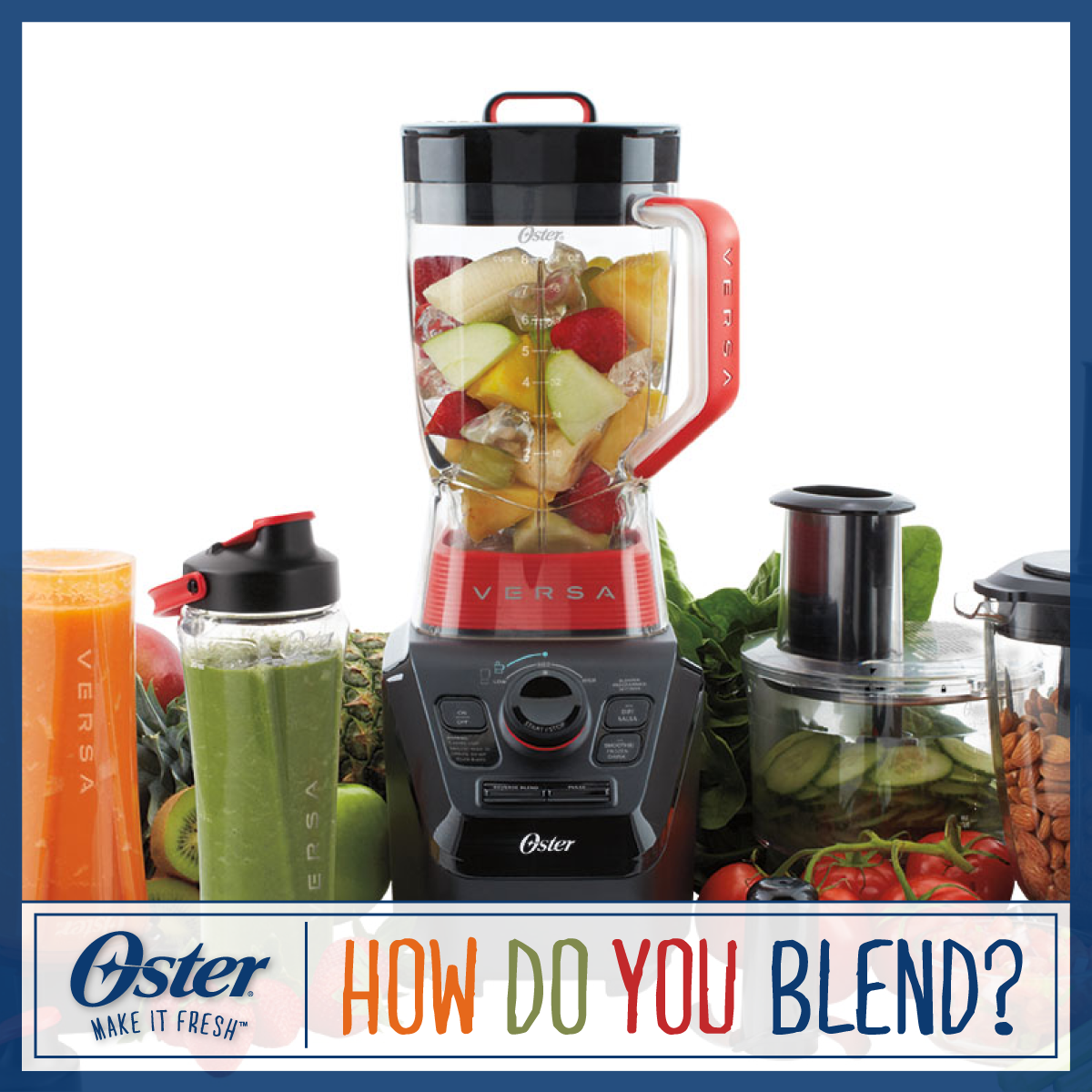 oster blend n go instructions